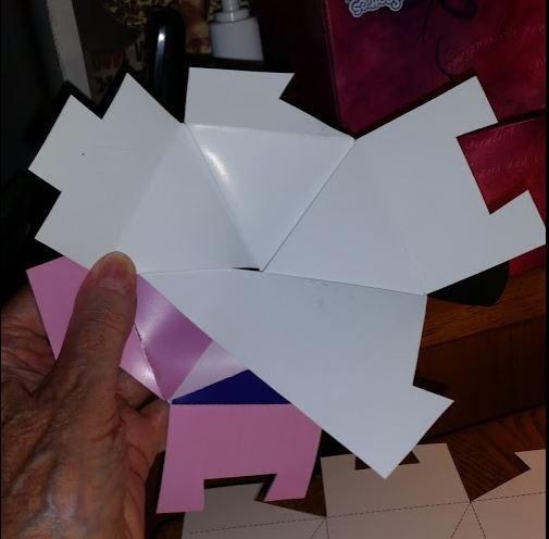 Twirler folded